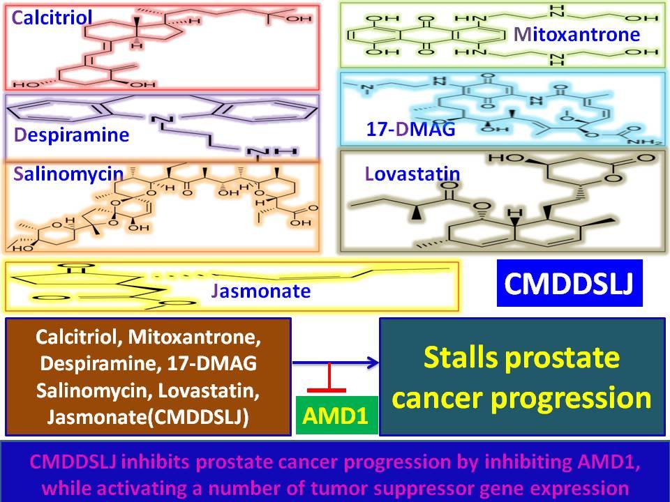 cáncer de próstata mitoxantronada